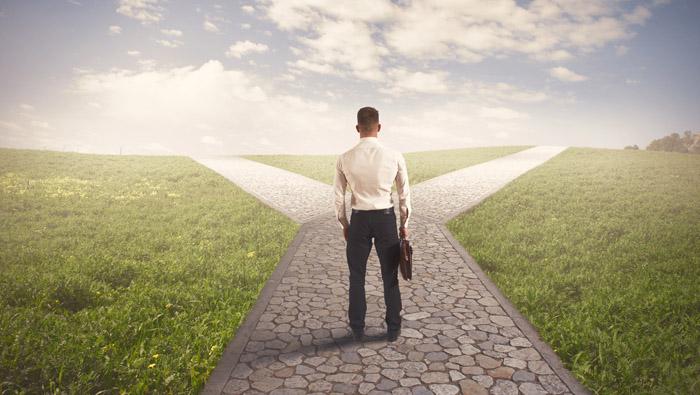 Si tienes una razón para actuar encontrarás un camino