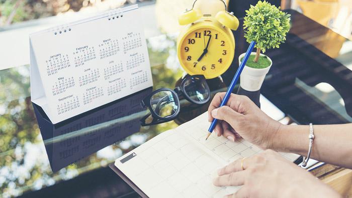 Olvídate del reloj, las agendas, los horarios y la obsesiva puntualidad